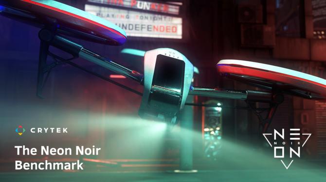 Crytek Neon Noir - demo z obsługą Ray Tracingu do pobrania [1]