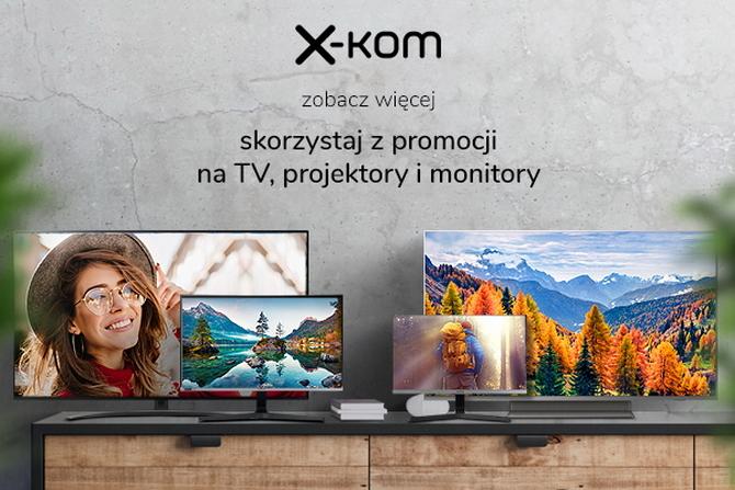 Niższe ceny na akcesoria komputerowe, sprzęt audio i monitory [18]
