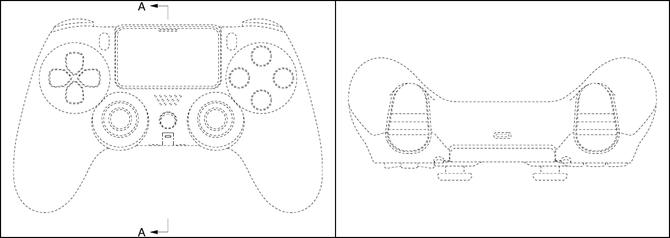 PlayStation 5 - nowy patent pokazuje odświeżony pad DualShock 5 [2]