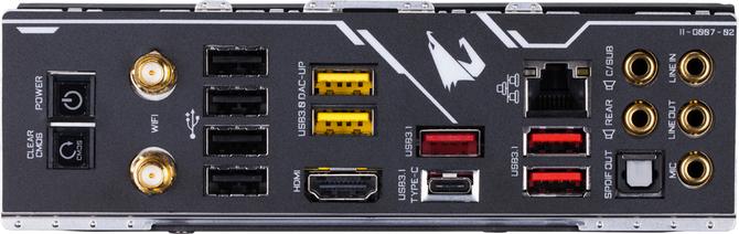 Płyta główna Gigabyte Z390 AORUS MASTER G2 Edition do e-sportu [3]