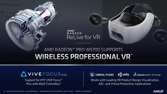 AMD Radeon Pro W5700 - nowa karta graficzna dla profesjonalistów [13]