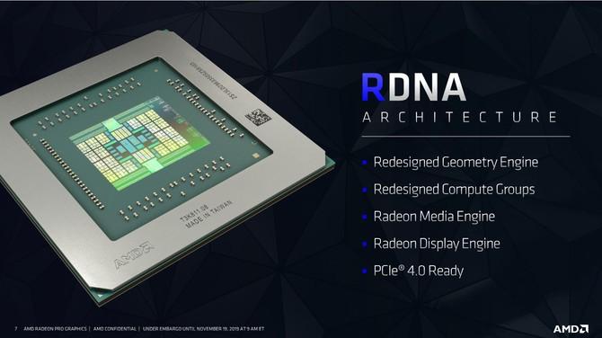 AMD Radeon Pro W5700 - nowa karta graficzna dla profesjonalistów [4]