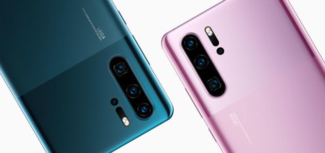 Telefony Huawei P40 Pro i P40 będą dostępne z dwoma systemami [1]