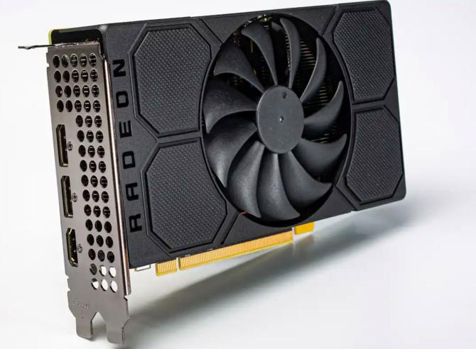 AMD Radeon RX 5500 - Pojawiły się pierwsze testy wersji OEM [1]