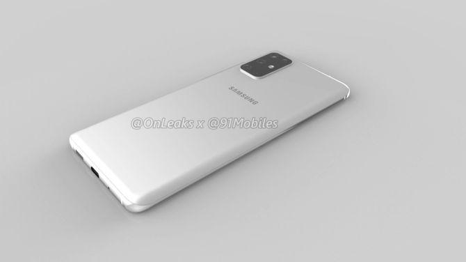 Samsung Galaxy S11 - pierwsze rendery smartfona mogą zaskoczyć [5]