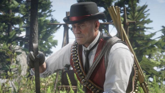 Red Dead Redemption 2 z nowym patchem poprawiającym grę [1]