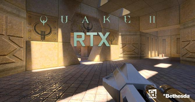 NVIDIA wydała patch dla gry Quake II RTX poprawiający Ray Tracing [1]