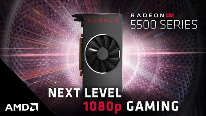 AMD Radeon RX 5500 - karty zadebiutują w połowie grudnia [2]