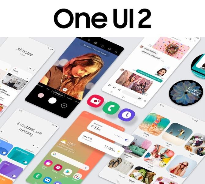 Samsung ujawnił listę smartfonów z aktualizacją do Androida 10 [3]