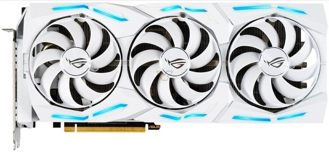 ASUS RTX 2080 Ti ROG Strix White Gaming OC - cena i parametry [1]