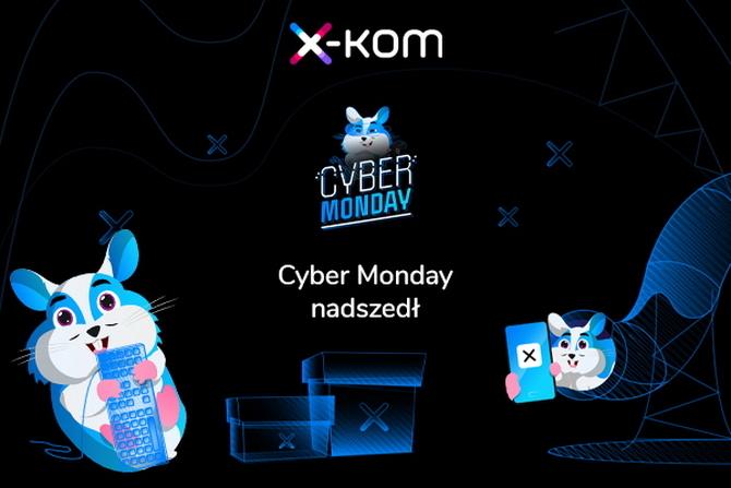 Cyber Monday 2019 w sklepach x-kom. Szczegóły promocji [1]