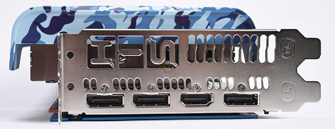 HIS Radeon RX 5700 XT - Karty graficzne w kolorowym kamuflażu  [4]