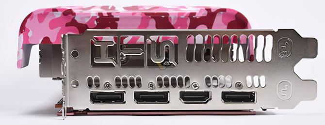 HIS Radeon RX 5700 XT - Karty graficzne w kolorowym kamuflażu  [5]