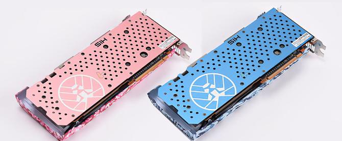 HIS Radeon RX 5700 XT - Karty graficzne w kolorowym kamuflażu  [6]