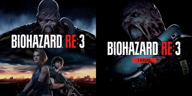 Remake Resident Evil 3 niemal potwierdzony - wyciekły okładki gry [3]