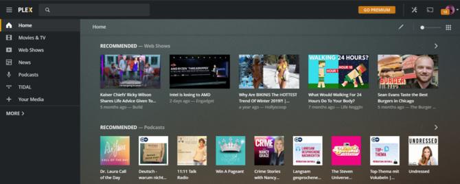 Plex uruchomił nową platformę VOD. Setki filmów za darmo [2]