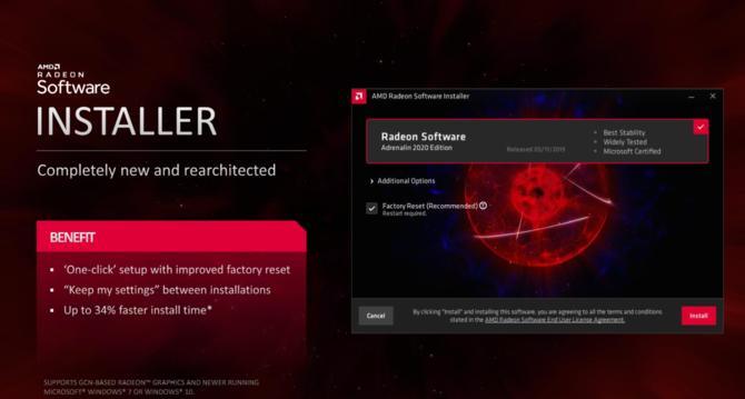 AMD Radeon Software Adrenalin 2020 - nowości w sterowniku [2]