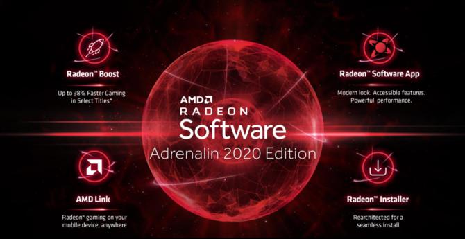 AMD Radeon Software Adrenalin 2020 - nowości w sterowniku [3]