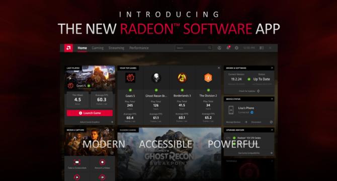 AMD Radeon Software Adrenalin 2020 - nowości w sterowniku [5]