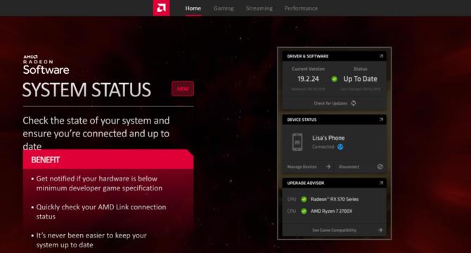 AMD Radeon Software Adrenalin 2020 - nowości w sterowniku [7]