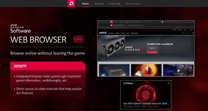 AMD Radeon Software Adrenalin 2020 - nowości w sterowniku [9]