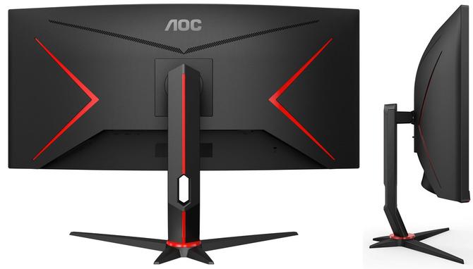 AOC CU34G2X i CU34G2 - nowe monitory o proporcjach 21:9  [2]