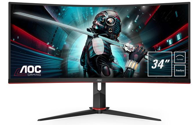 AOC CU34G2X i CU34G2 - nowe monitory o proporcjach 21:9  [5]
