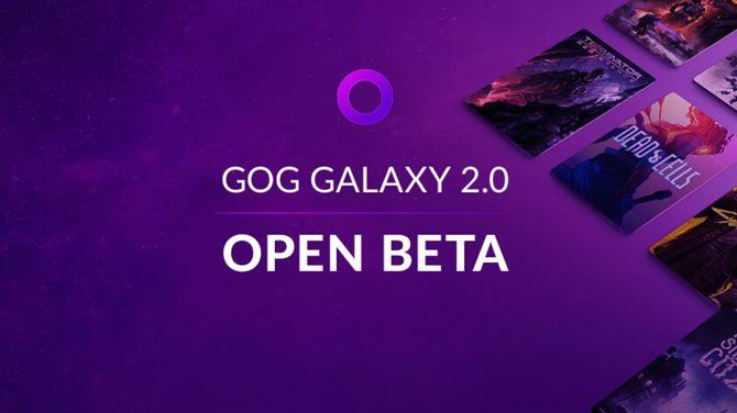 GOG Galaxy 2.0 - rusza otwarta beta klienta do wszystkich platform [1]