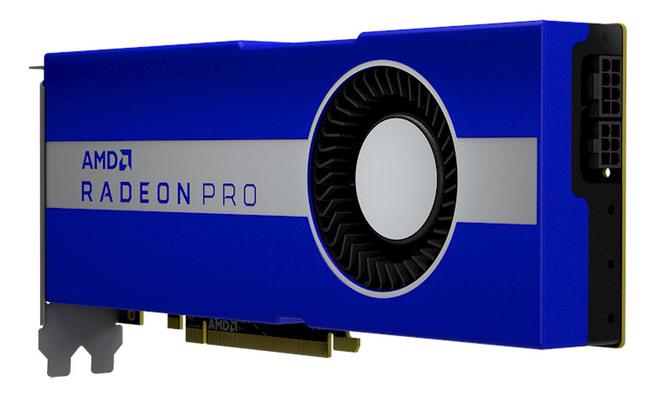 AMD Radeon Pro W5700X - profesjonalny układ dla Apple Mac Pro [1]