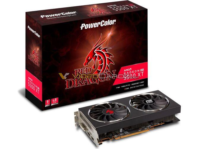 AMD Radeon RX 5500 XT - poznaliśmy ceny nadchodzących kart [3]