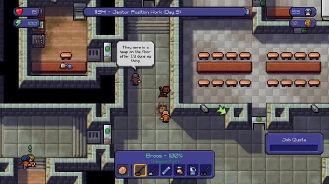 The Escapists - symulator więźnia od dziś za darmo w Epic Store [1]