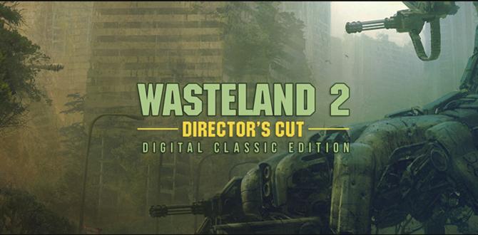 Wasteland 2 - darmowa gra w ramach promocji na platformie GOG [1]
