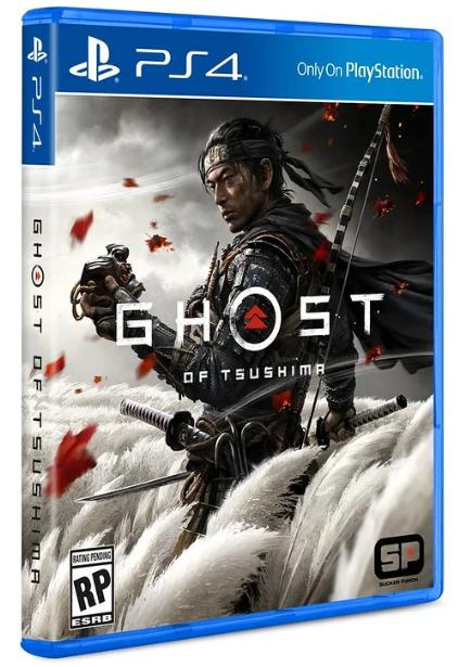 Ghost of Tsushima z nowym trailerem i przybliżoną datą premiery [2]