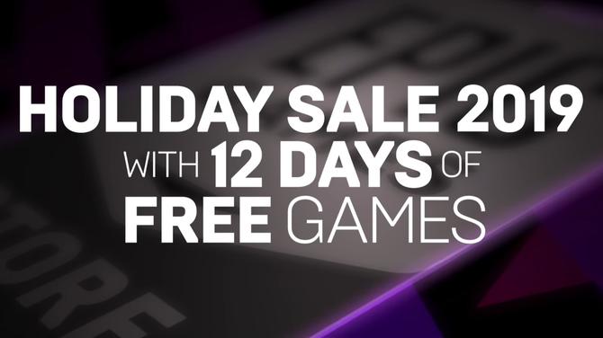 Epic Games Store rozda 12 gier za darmo do końca roku [1]