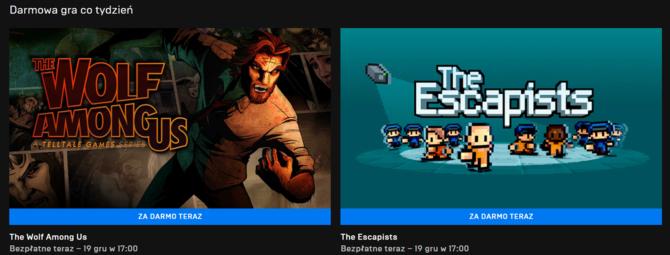 Epic Games Store rozda 12 gier za darmo do końca roku [2]