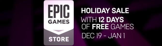 Epic Games Store rozda 12 gier za darmo do końca roku [3]