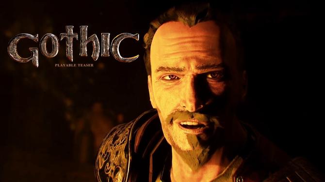 Jest demo nowej wersji kultowego Gothica. Twórcy proszą o opinię [1]