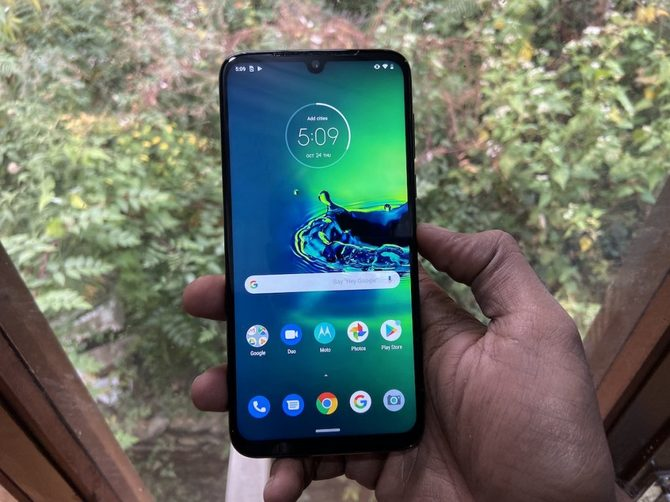 Motorola Moto G8 Power - wyciekła specyfikacja smartfona [1]