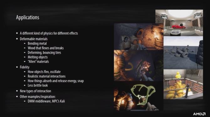 AMD FEMFX - nowe biblioteki do obliczeń fizyki. Rywal dla PhysX? [2]