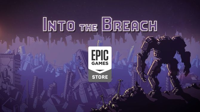 Into the Breach za darmo na Epic Games Store przez 24h! [1]
