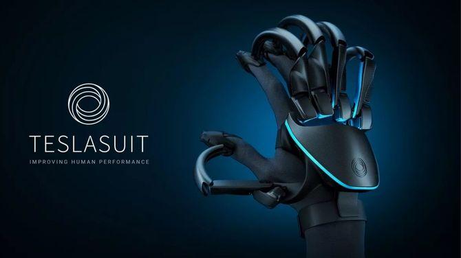 Teslasuit Glove - rękawica VR symuluje zmysł dotyku i mierzy puls [1]