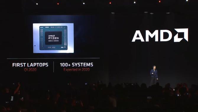 AMD Renoir - oficjalna premiera nowych APU Zen 2 dla laptopów [11]
