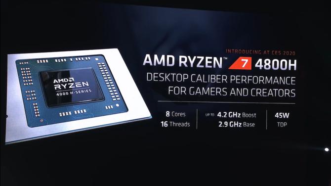 AMD Renoir - oficjalna premiera nowych APU Zen 2 dla laptopów [12]