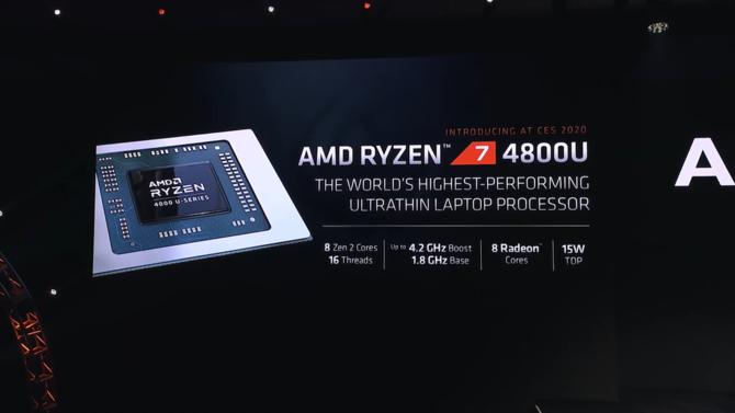 AMD Renoir - oficjalna premiera nowych APU Zen 2 dla laptopów [6]