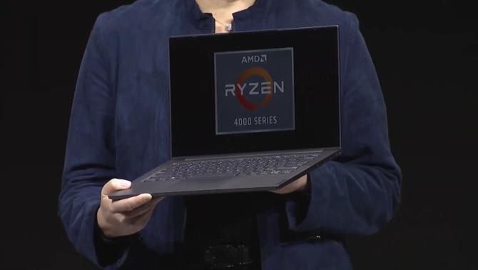 AMD Renoir - oficjalna premiera nowych APU Zen 2 dla laptopów [10]