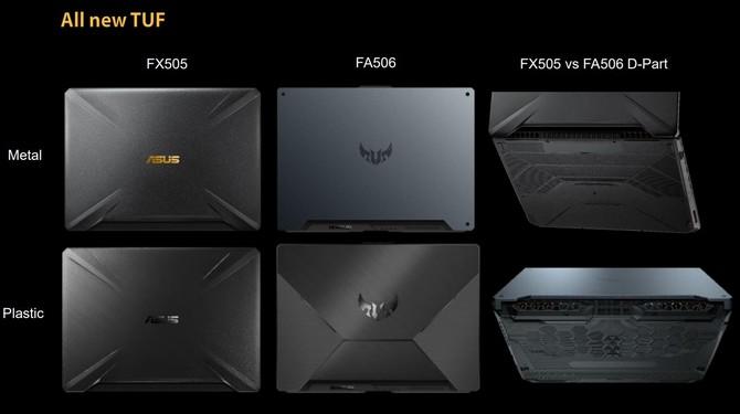 ASUS Zephyrus G14 i G15 oraz TUF Gaming FA506 z APU AMD Renoir [6]