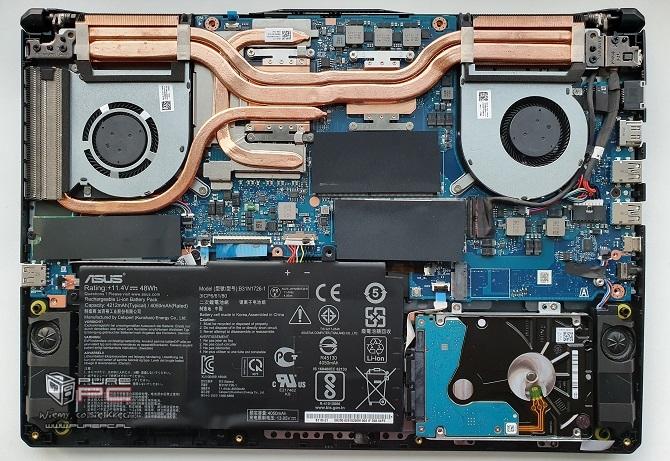 ASUS Zephyrus G14 i G15 oraz TUF Gaming FA506 z APU AMD Renoir [nc23]