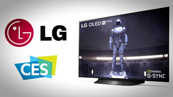 LG wprowadza nowe telewizory 4K OLED na rok 2020 [1]