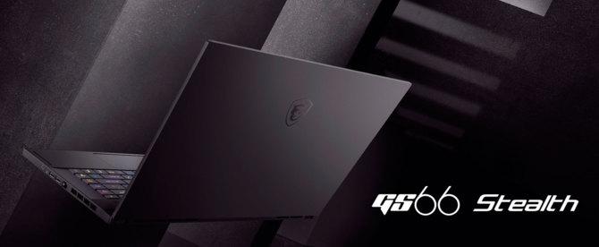 MSI GE66 Raider i GS66 Stealth - laptopy do gier z Intel Comet Lake-H [5]