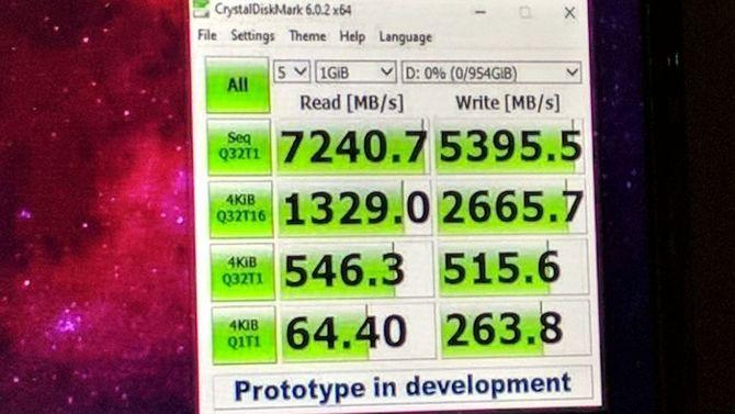 ADATA XPG Sage - dysk SSD PCIe 4.0 NVMe o kosmicznej wydajności [2]